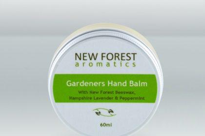 gardeners hand balm