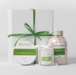 hampshire bath gift box