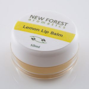 lip balm - lemon