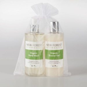 Organic Hand Wash & Organic Shower Gel Gift Set
