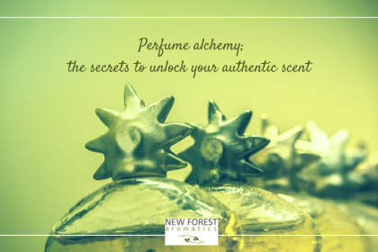 Perfume alchemy; the secrets to unlock your authentic scent