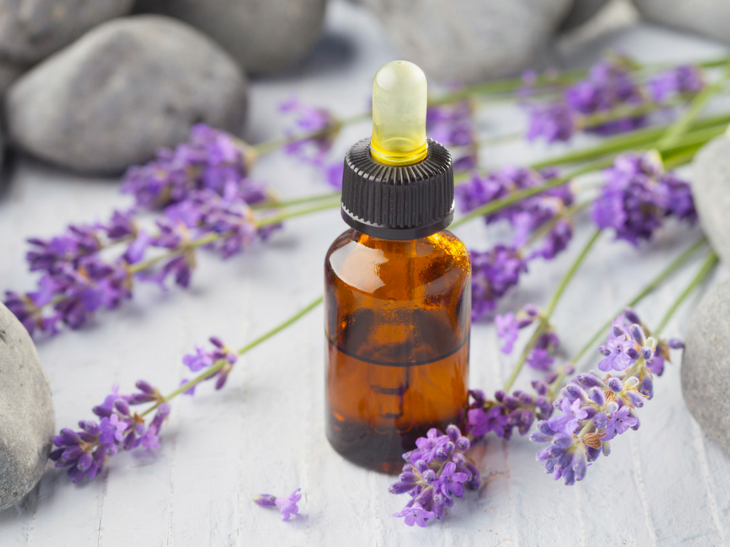 Lavender Essential Oil our Oil of the MOnth