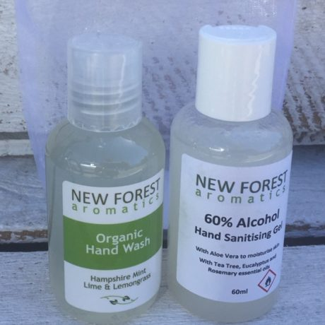 Back to Work Duo Hand Wash Hand Sanitiser